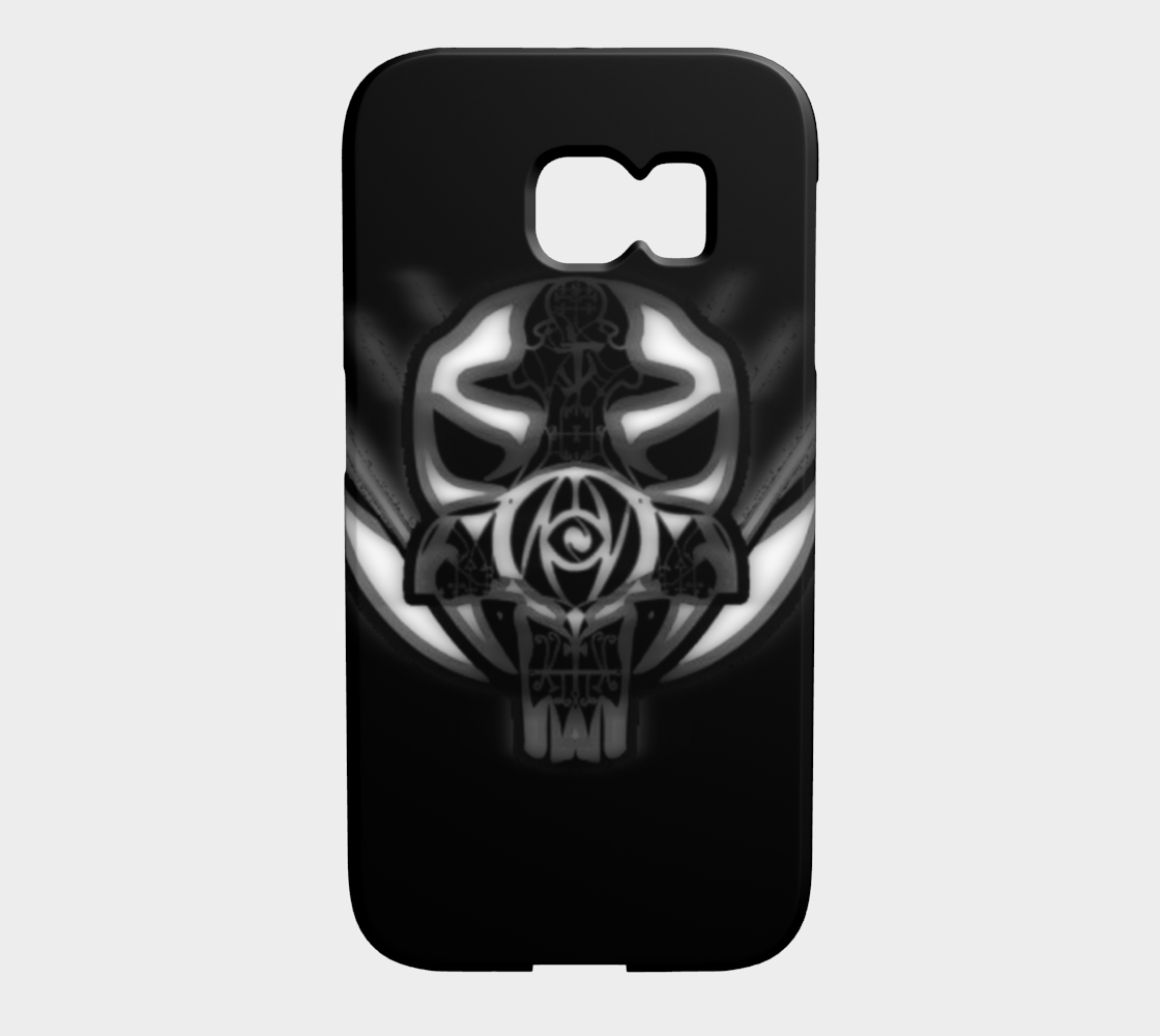 Galaxy S6 Edge Specialist Skull Case preview #1