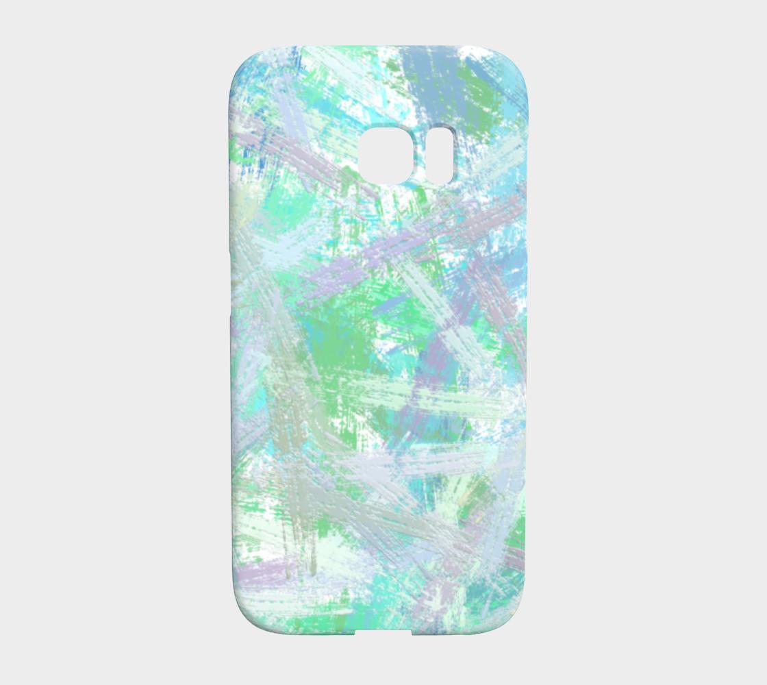 Aperçu de Brush strokes abstract texture