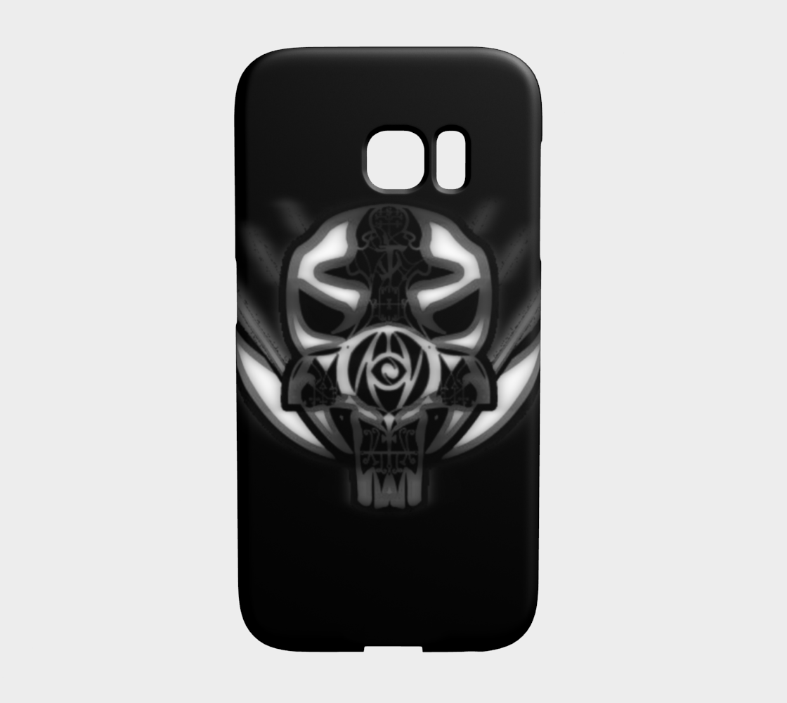 Galaxy S7 Edge Specialist Skull Case preview