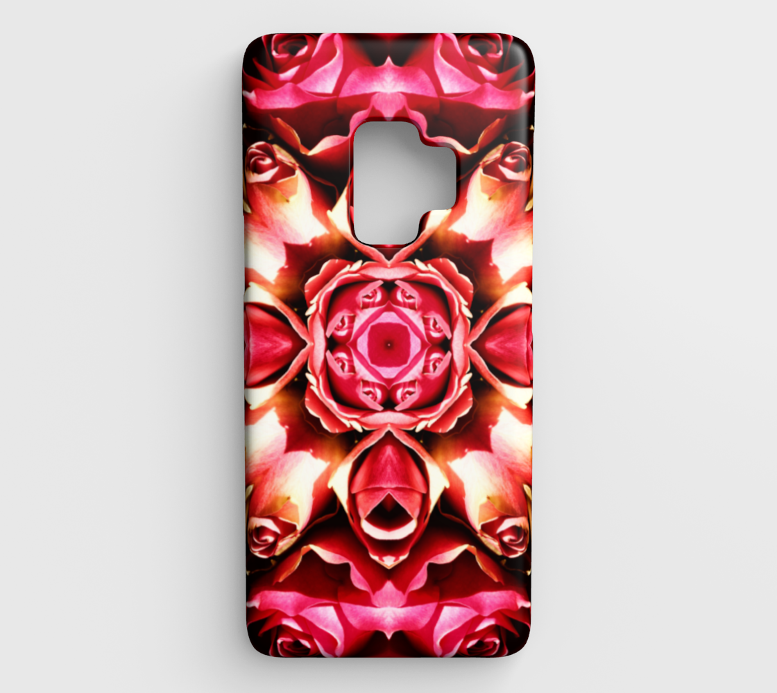 Pink Rose Abstract  preview