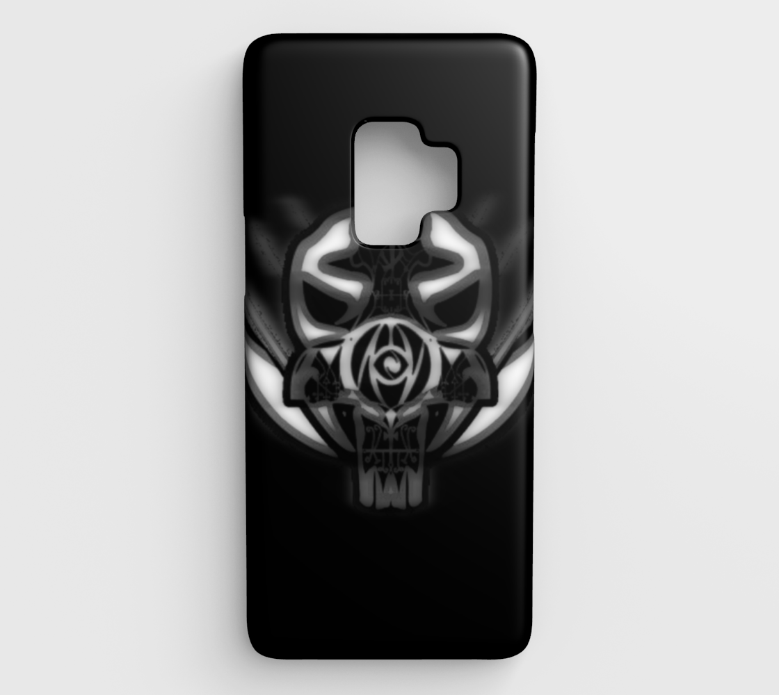 Galaxy S9 Specialist Skull Case preview #1