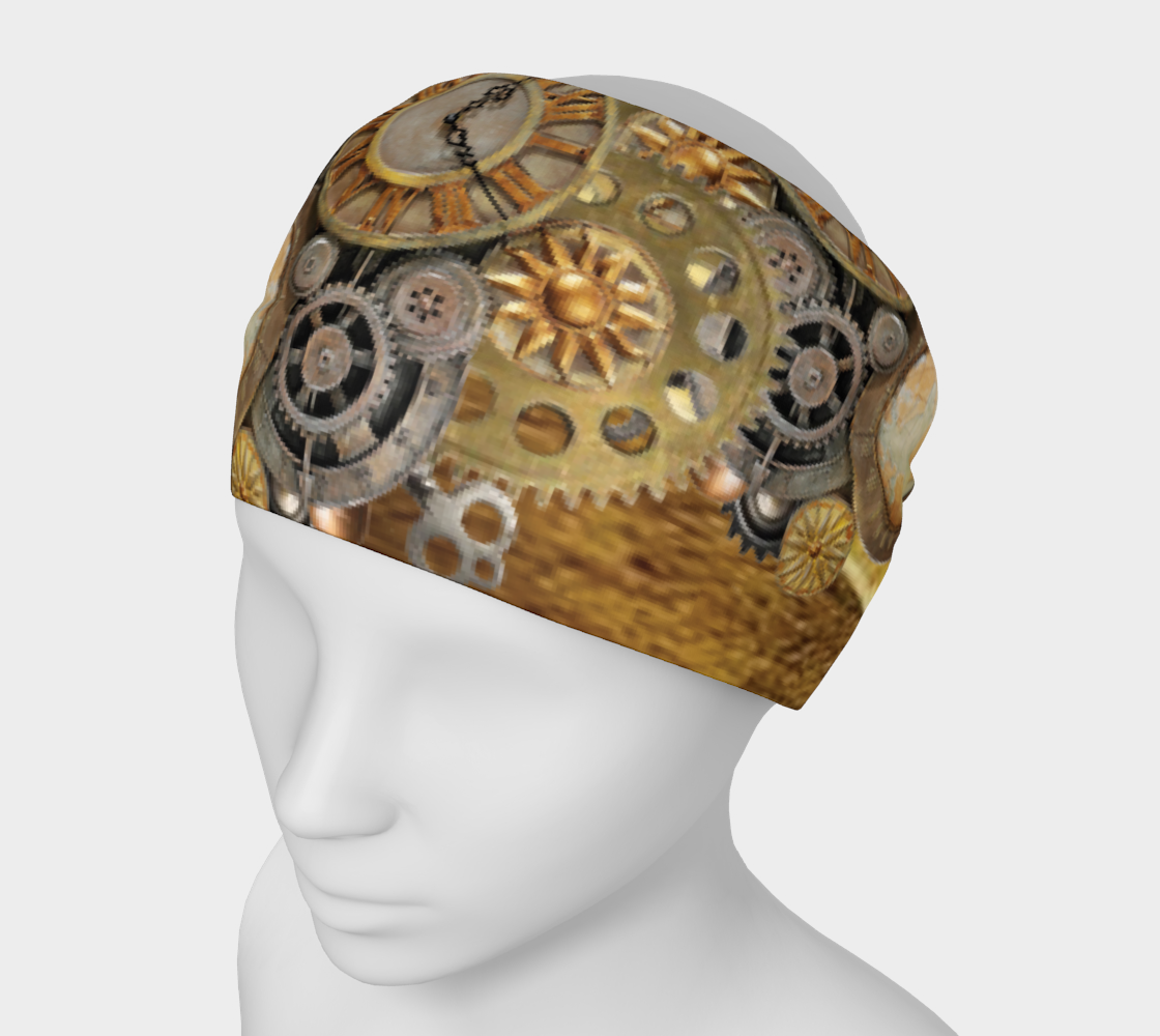 Steampunk Headband by VCD © preview