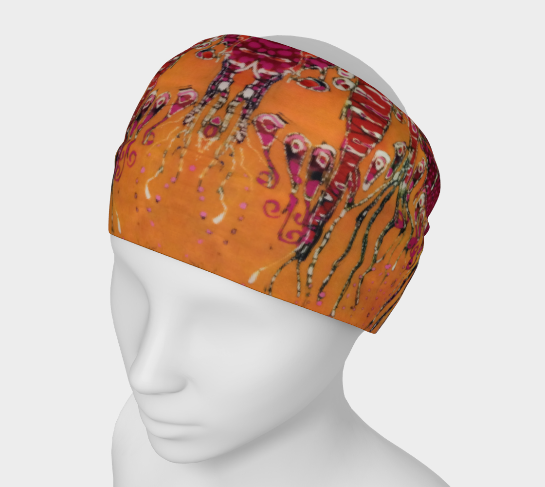 Filled With Sunlight Headband preview #1