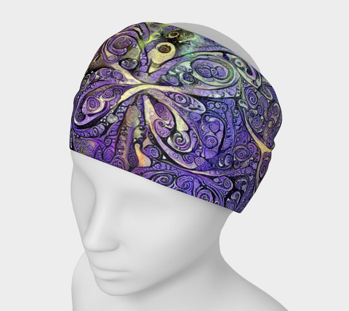 Pieridine Mural Headband preview