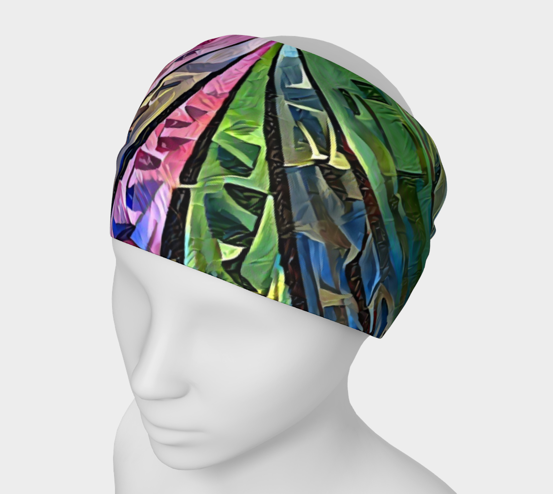 Chromatic Meditation Headband preview #1