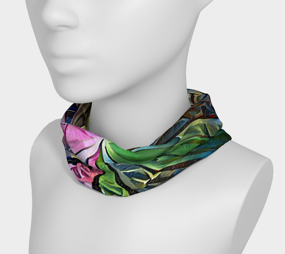 Chromatic Meditation Headband preview #3
