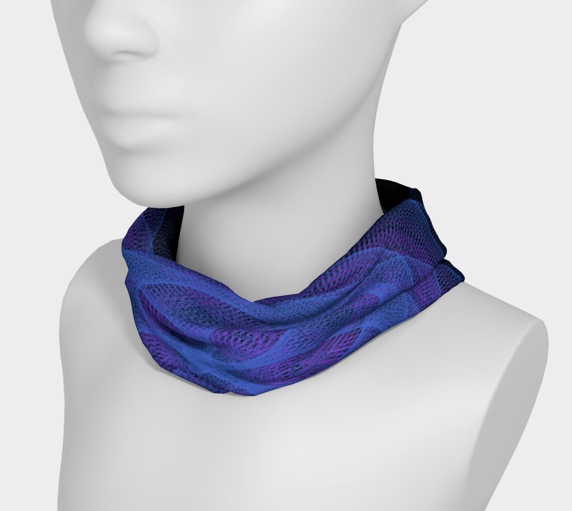 Omnigeometry 1 Headband Miniature #4