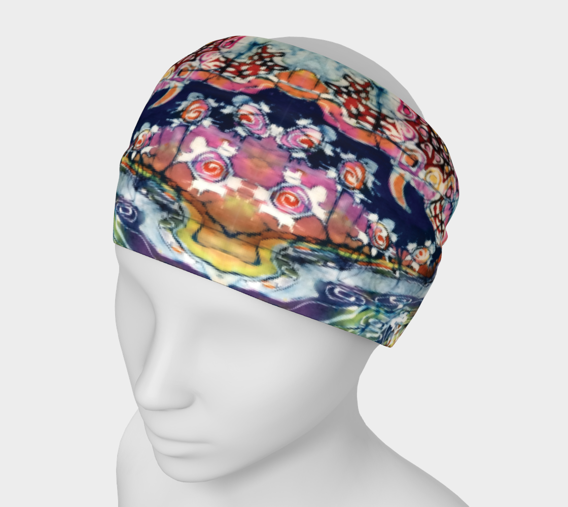 Earth Water Sky Headband preview