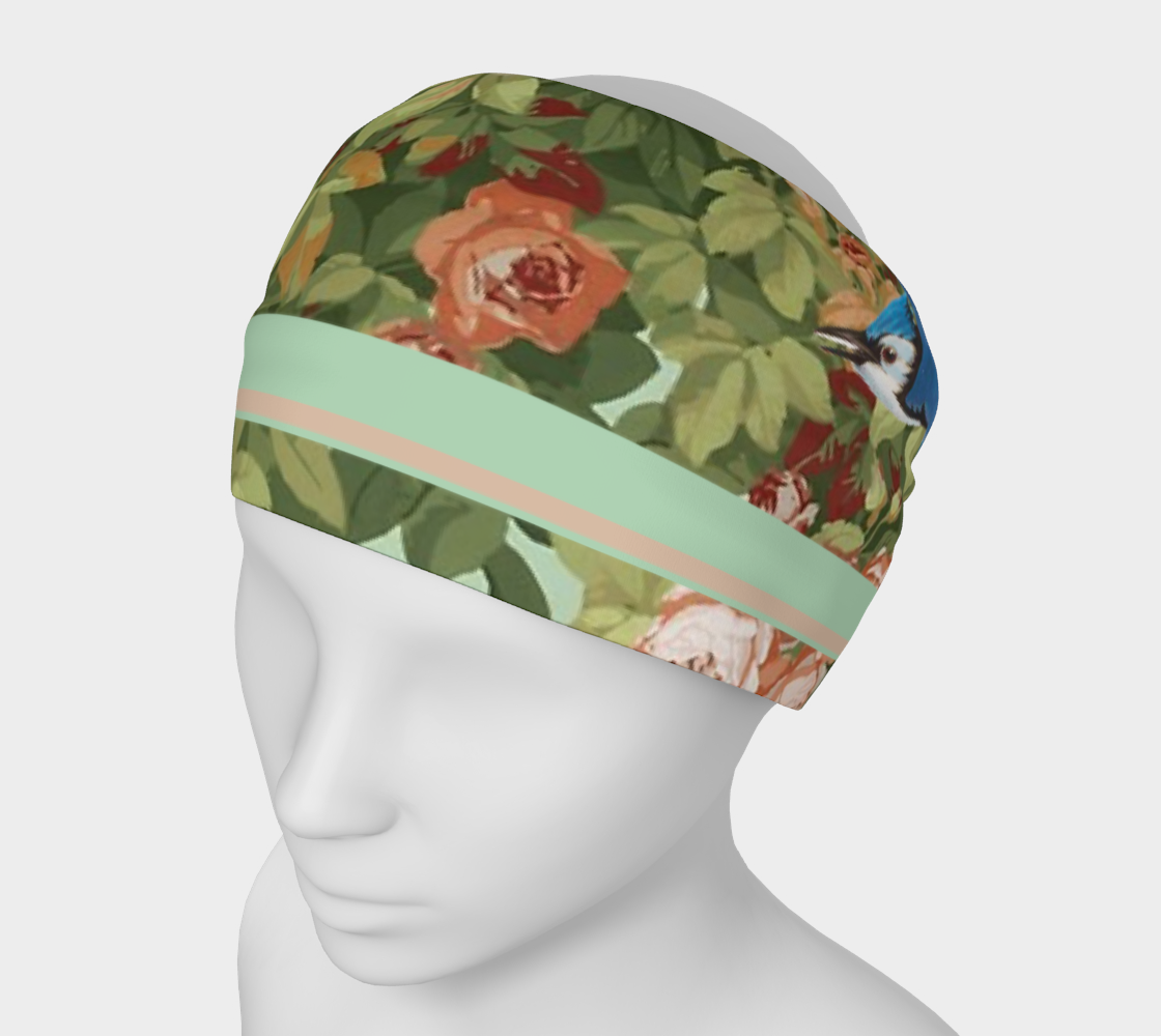 Roses Headband preview