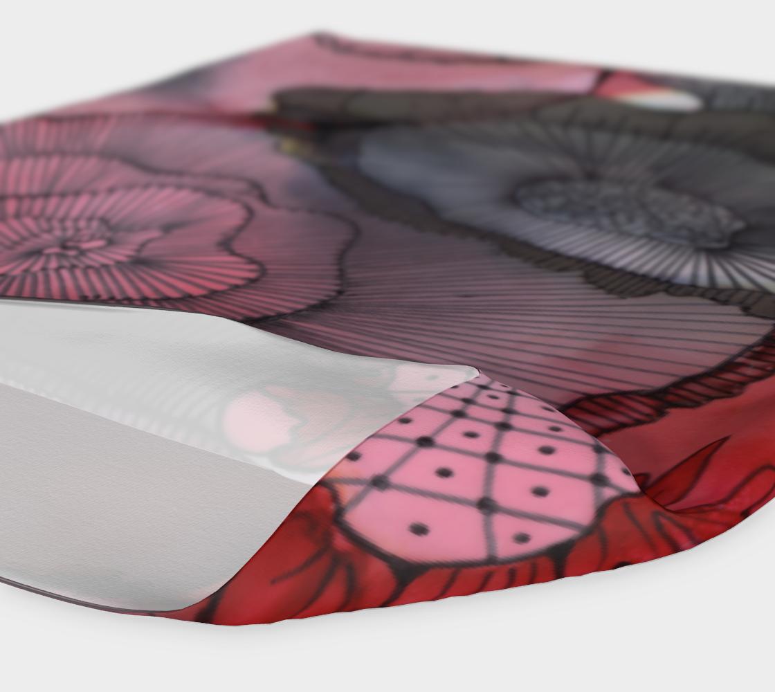 Black RedBerry Headband preview #4