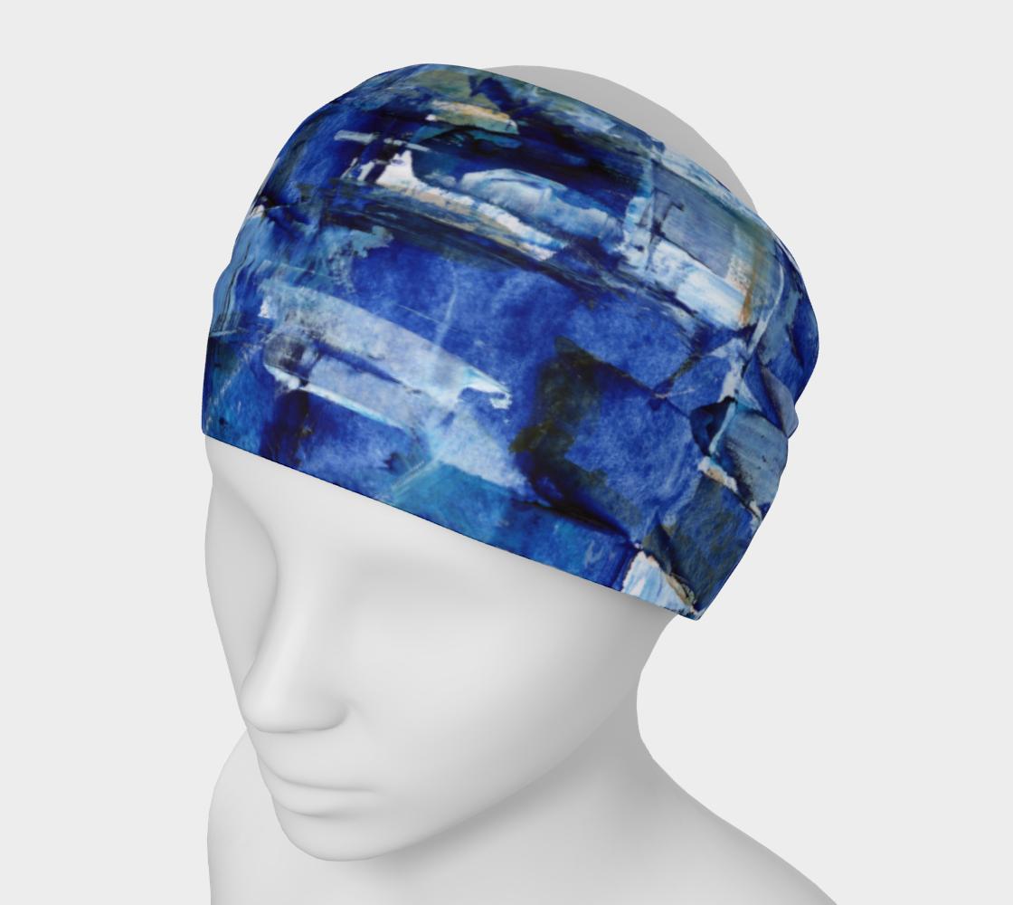 Ocean Chess Headband preview