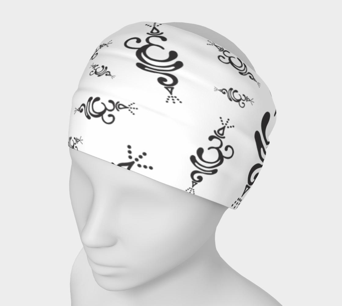 Aperçu de Breathe Symbol Headband