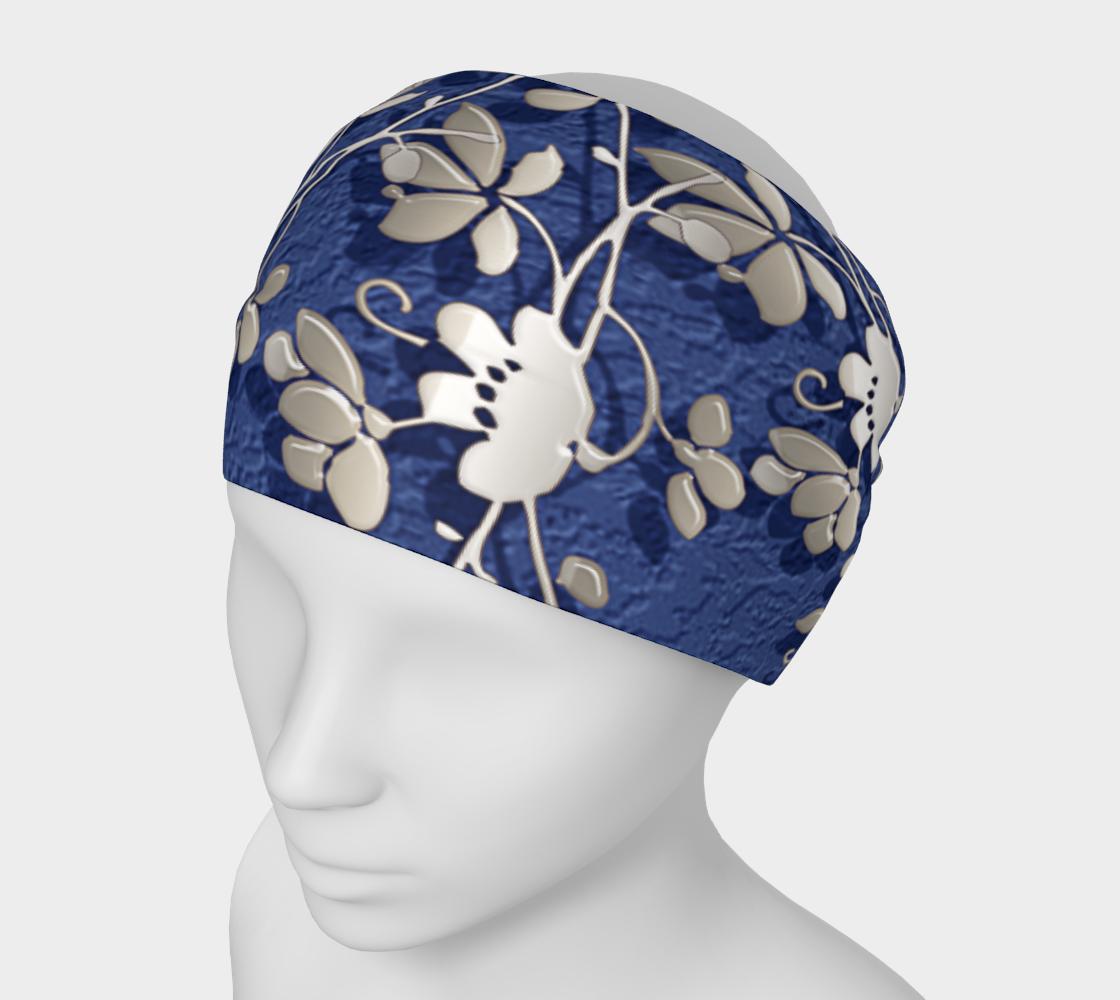 Aperçu de Mandala Retro Floral