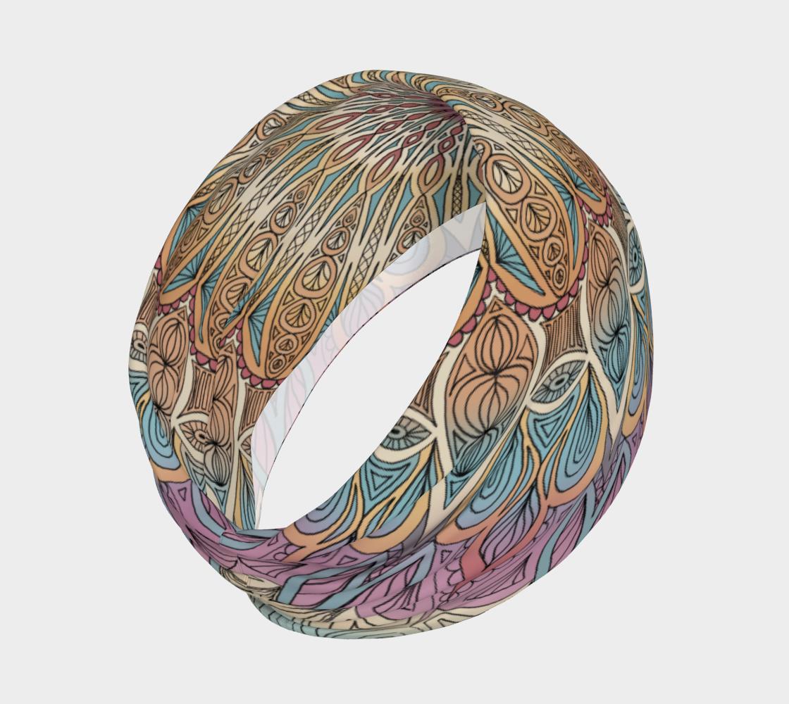 Aperçu de Gentle Touch Mandala Headband #2