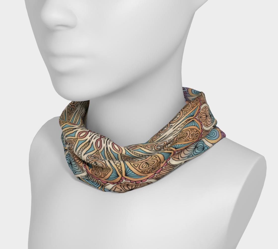 Aperçu de Gentle Touch Mandala Headband #3