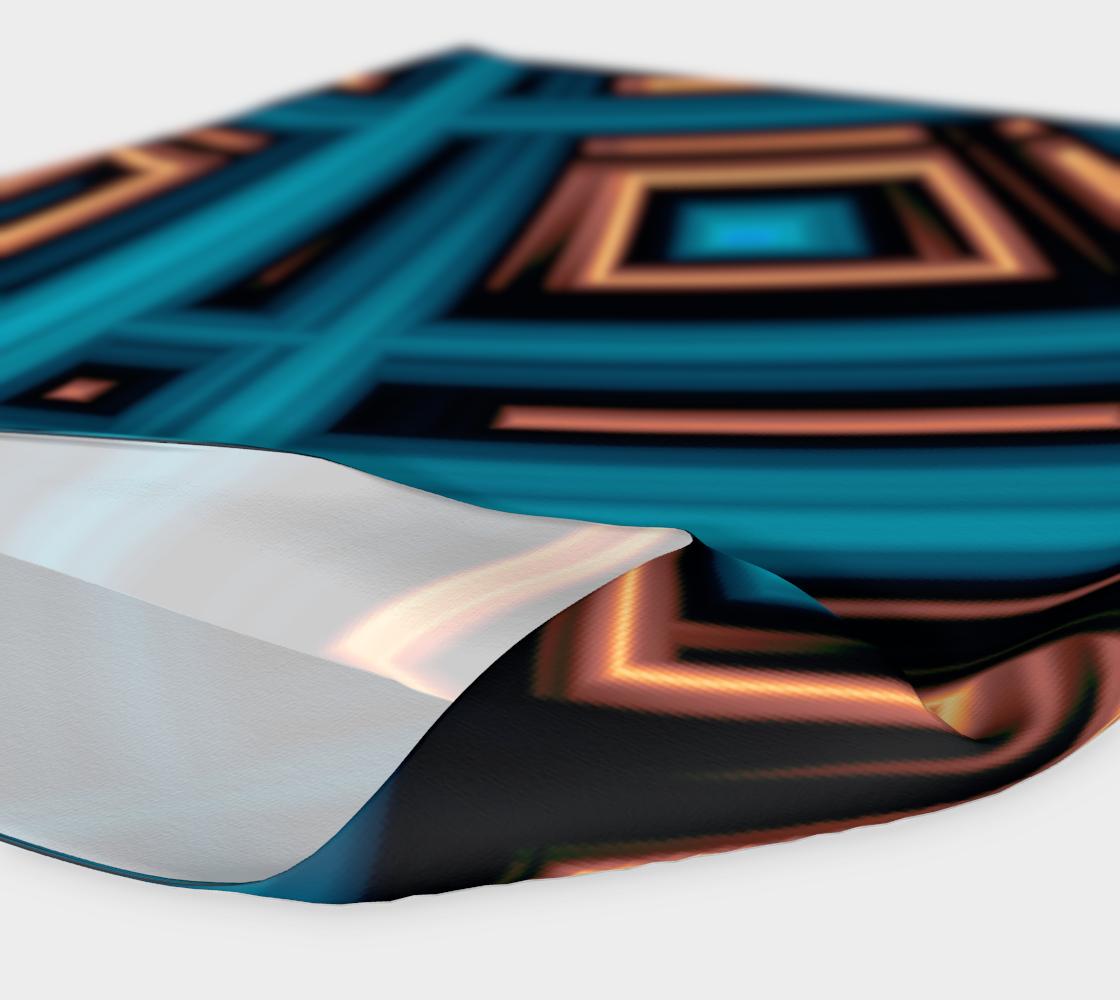 Aperçu de Copper Squares Headband #4