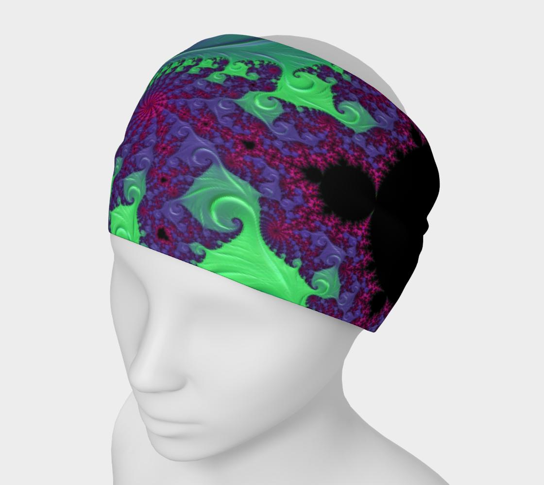 Aperçu de Euphoric Seahorse Headband #1