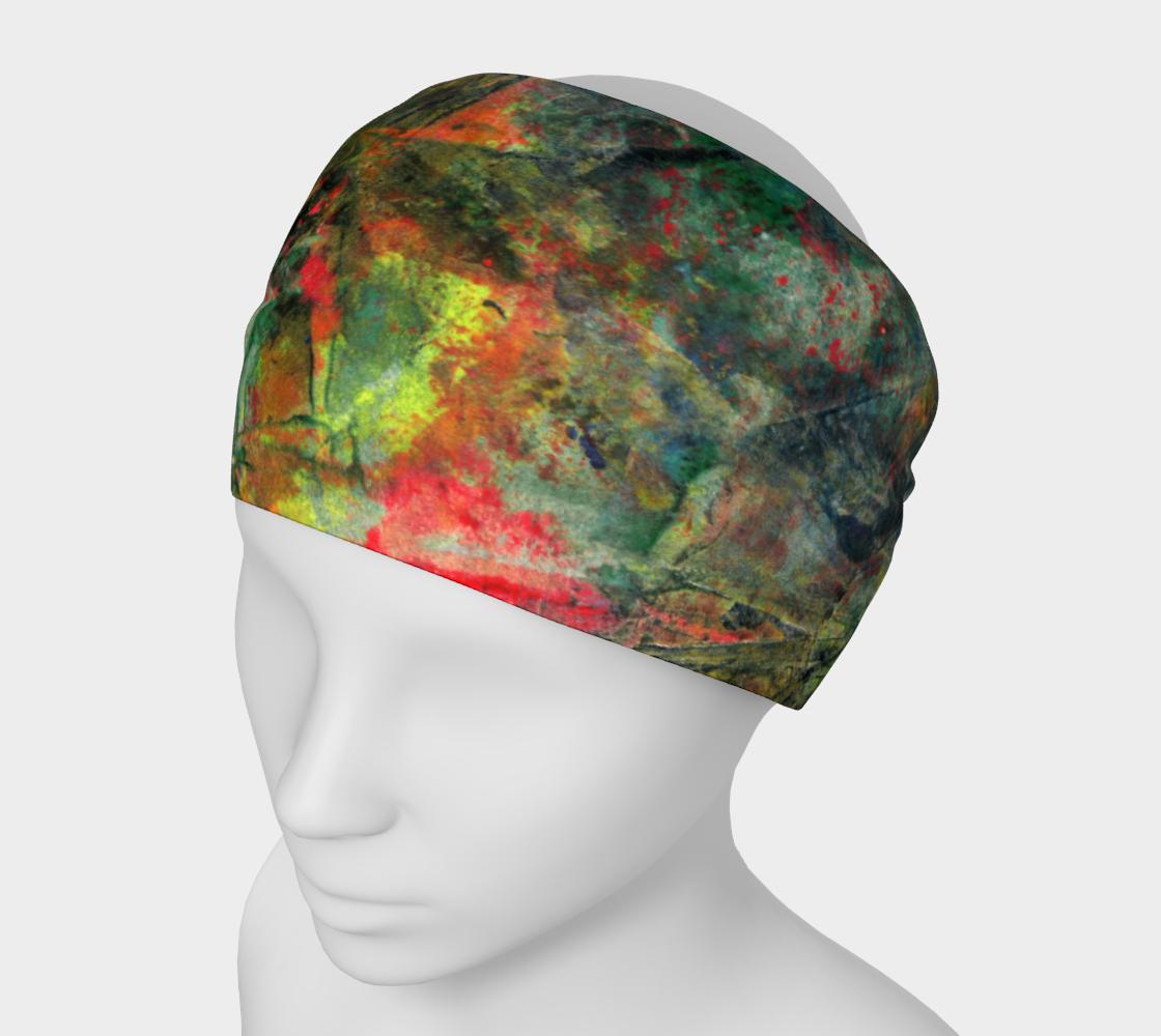 Abstract Garden Headband preview