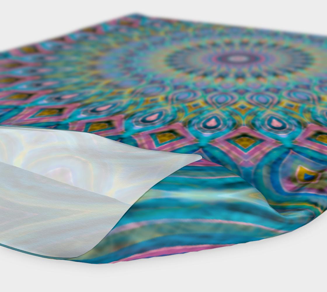 Aperçu de Cotton Candy Mandala Headband #4
