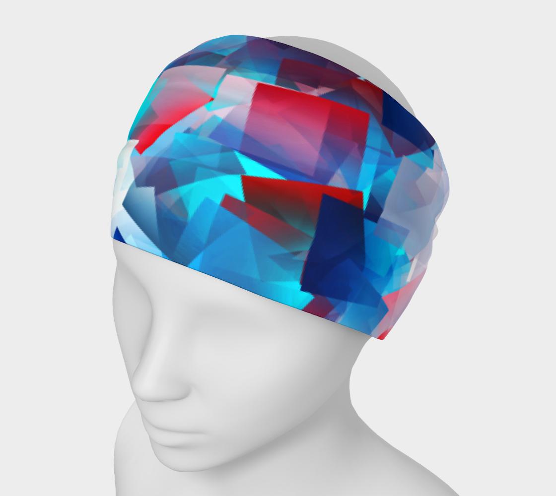 Bright Blue Cubes aperçu