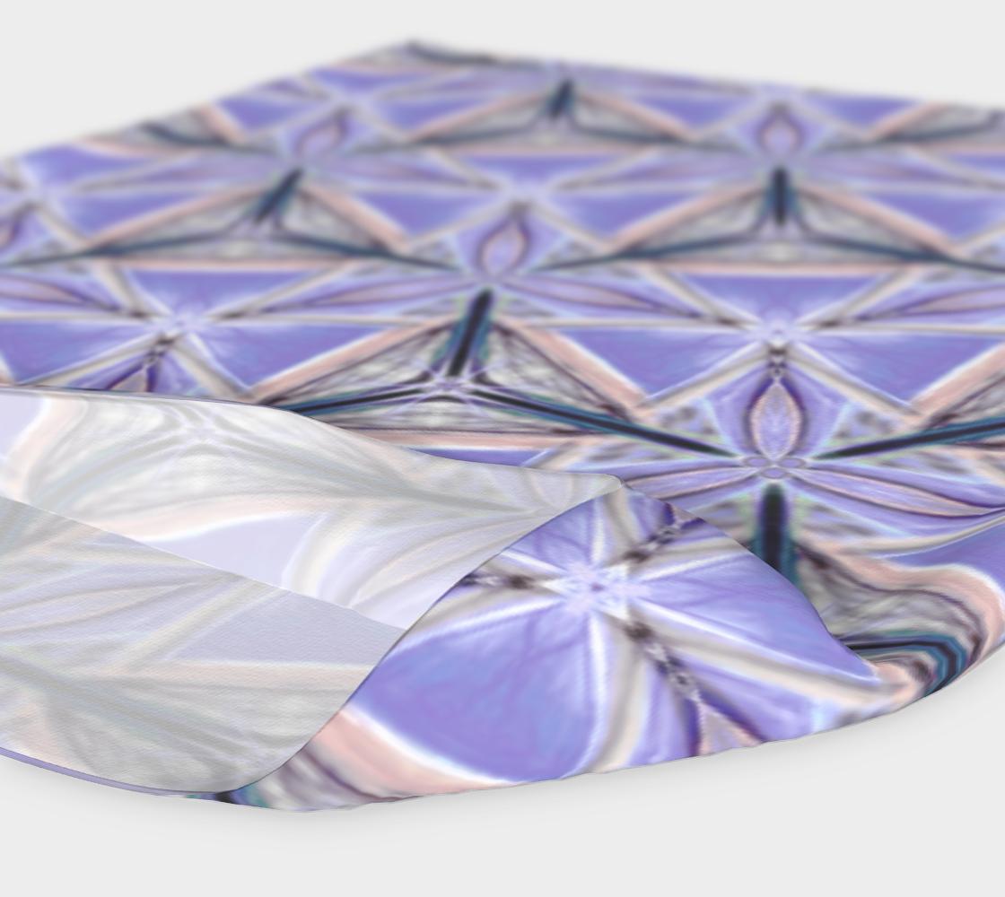 Aperçu de Lilac Bliss Pattern Headband #4