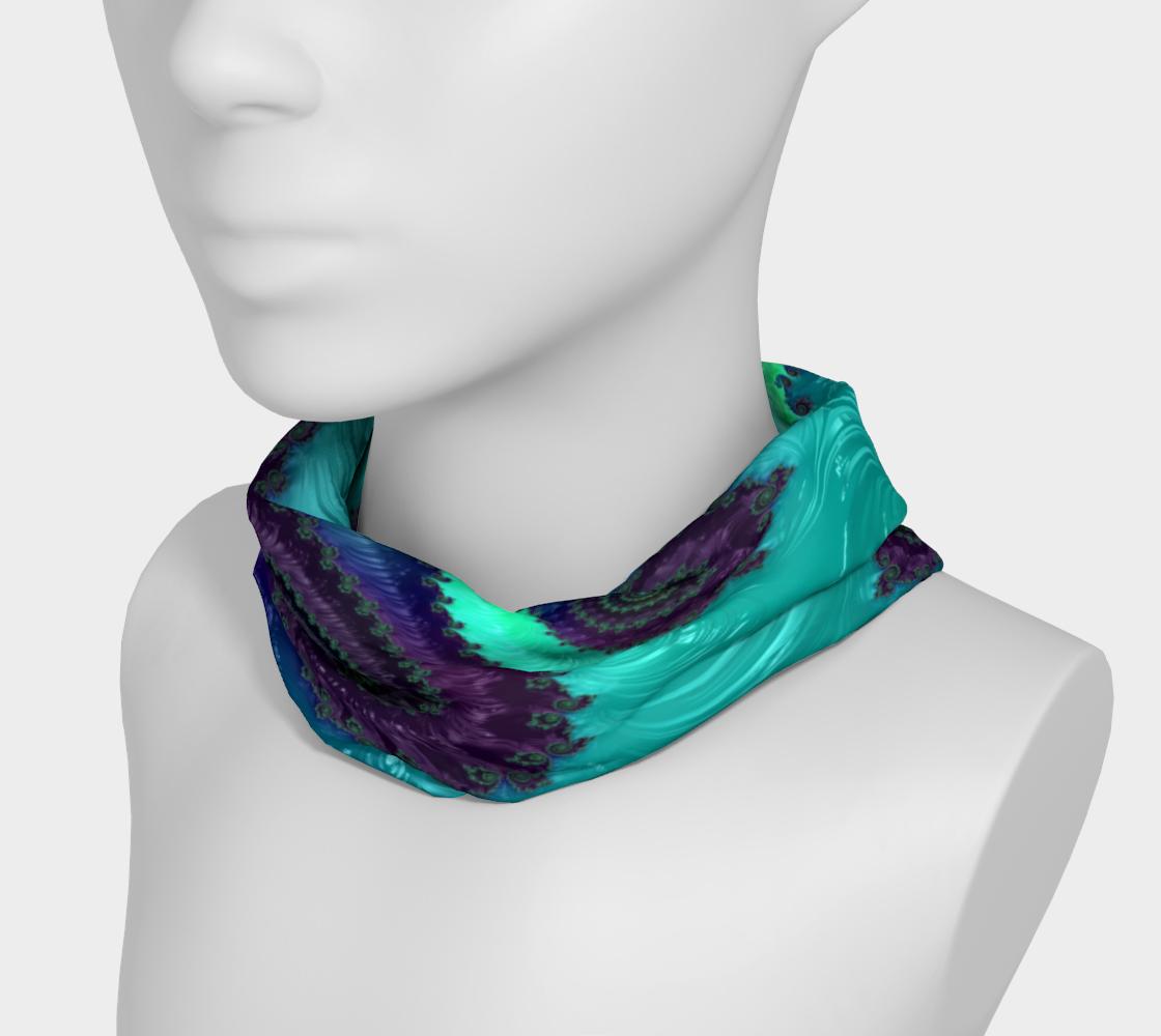 Aperçu de Berry Lime Twist Headband  #3