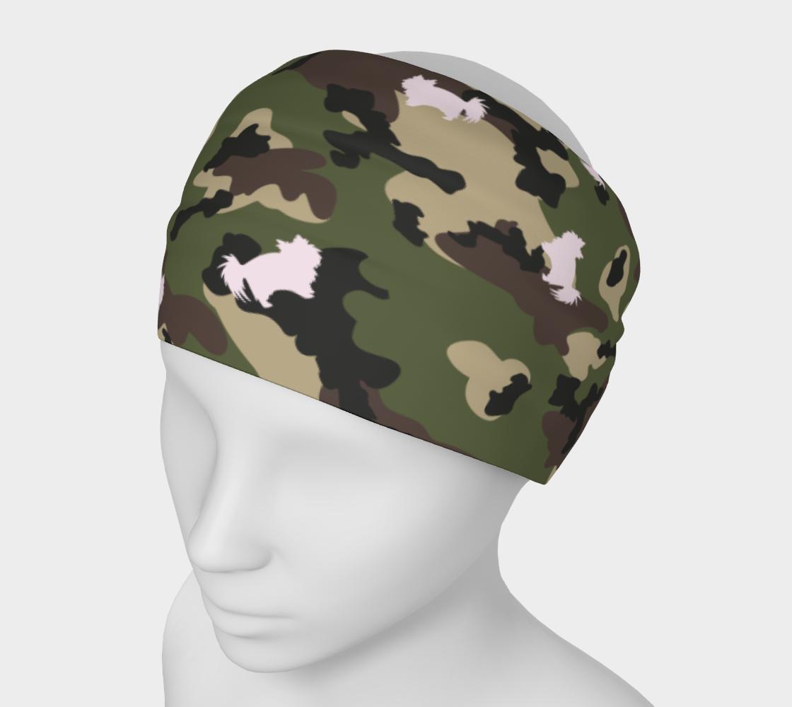 Aperçu de Sneaky Eevee Camo Headband