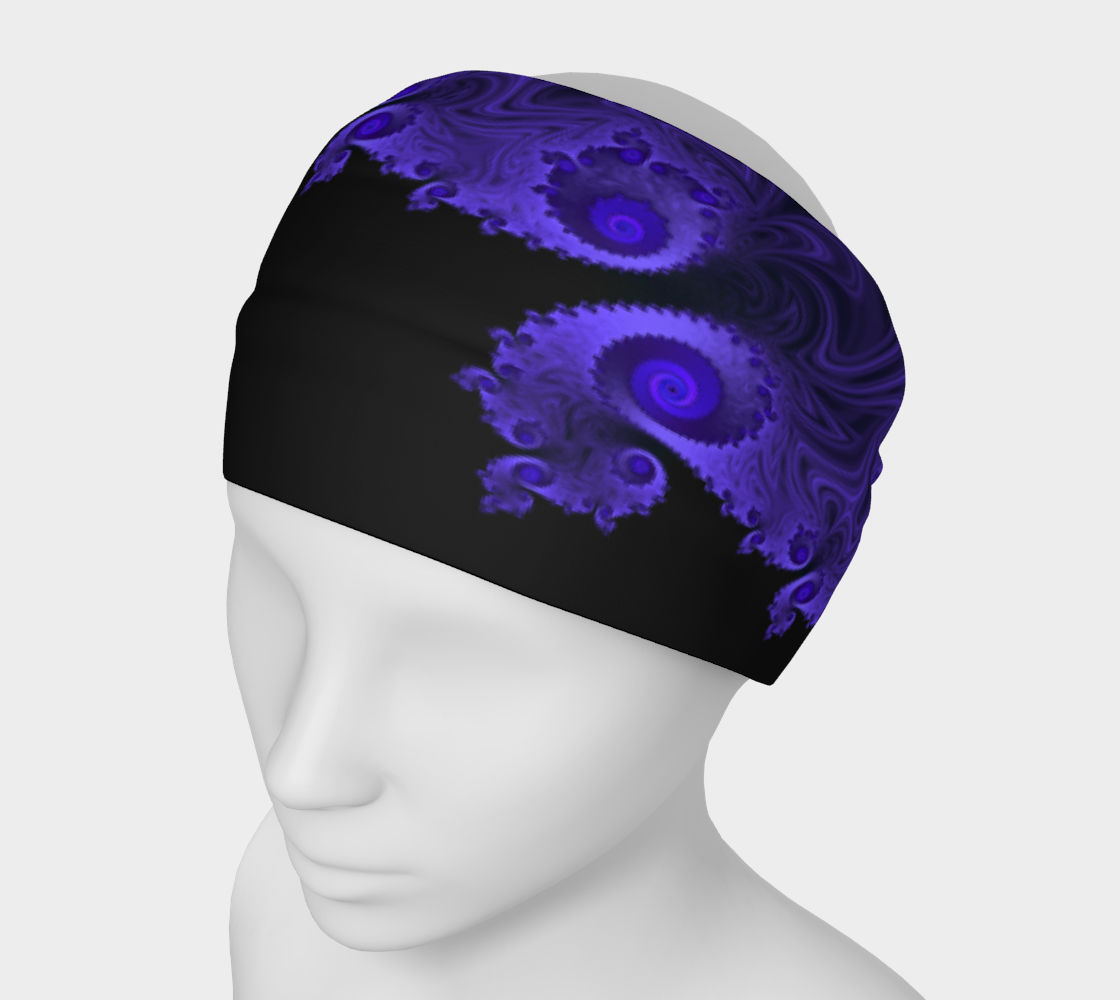 Aperçu de Black Light Headband #1