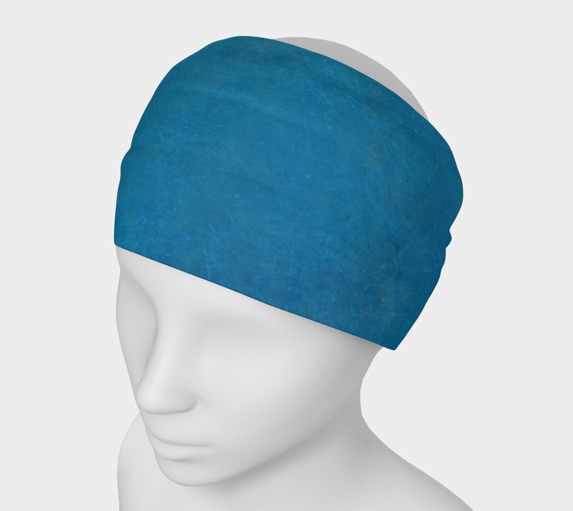 Blue Headband aperçu