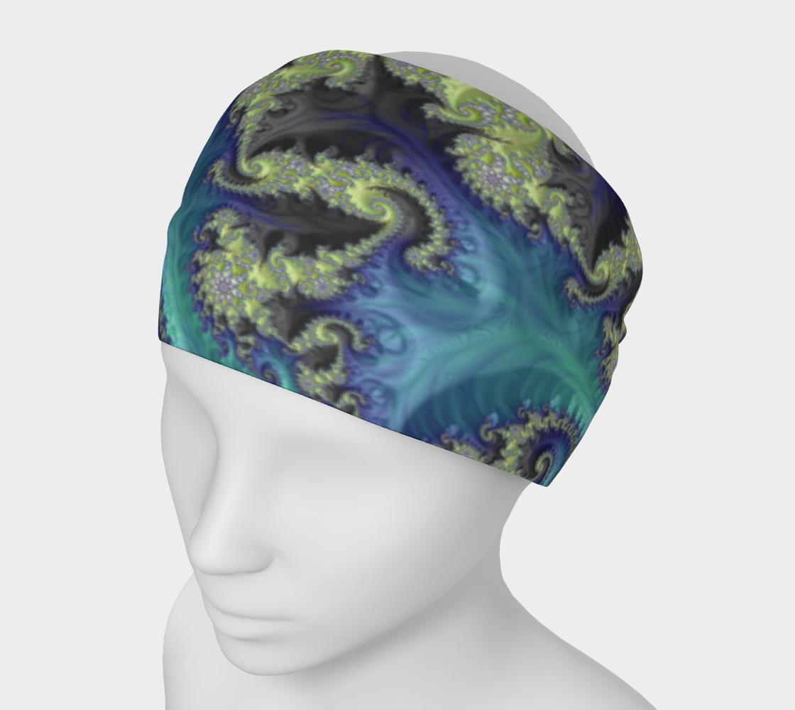 Aperçu de Moss Island Headband #1