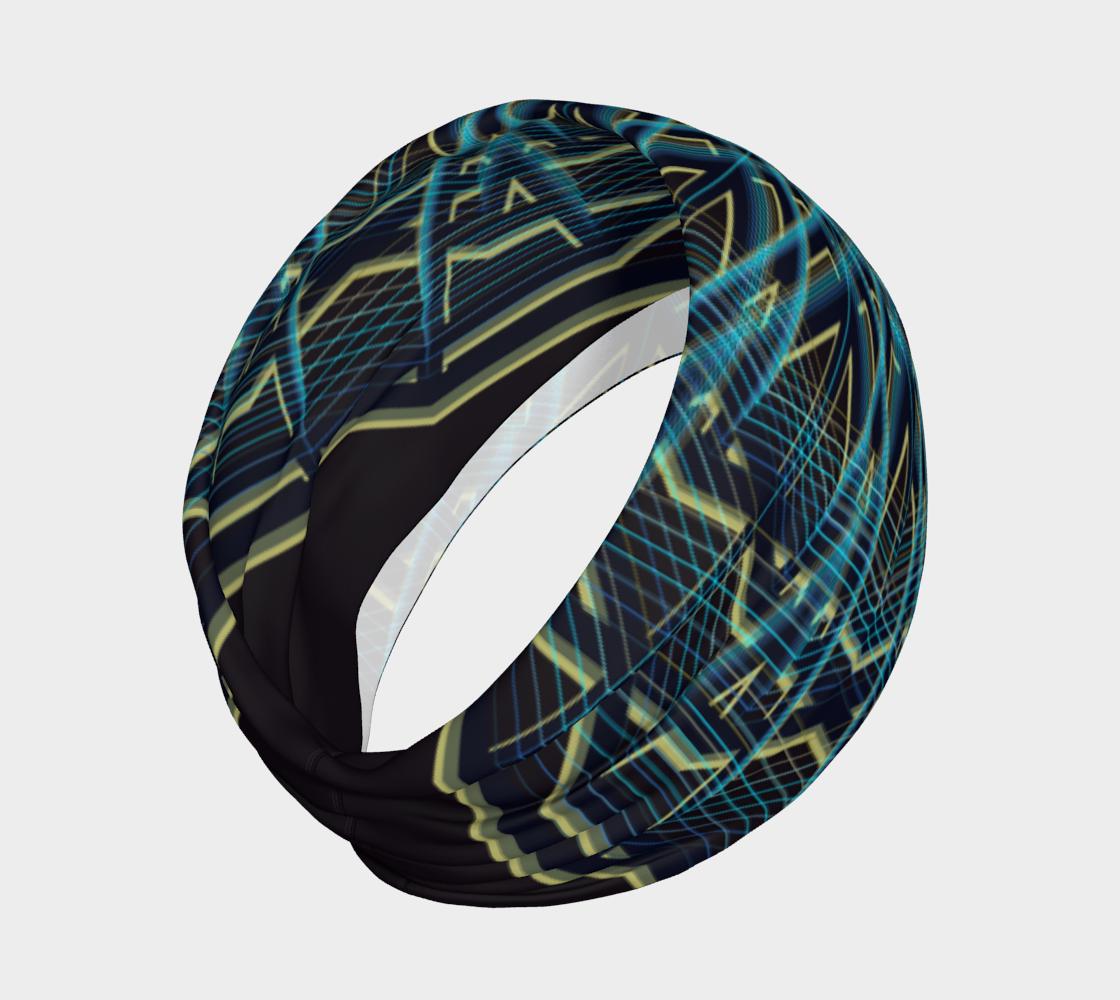 Aperçu de Galactic Lights Headband #2
