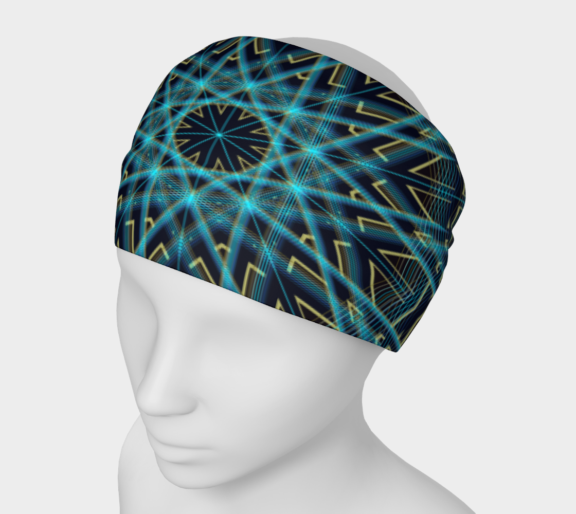 Aperçu de Galactic Lights Headband #1