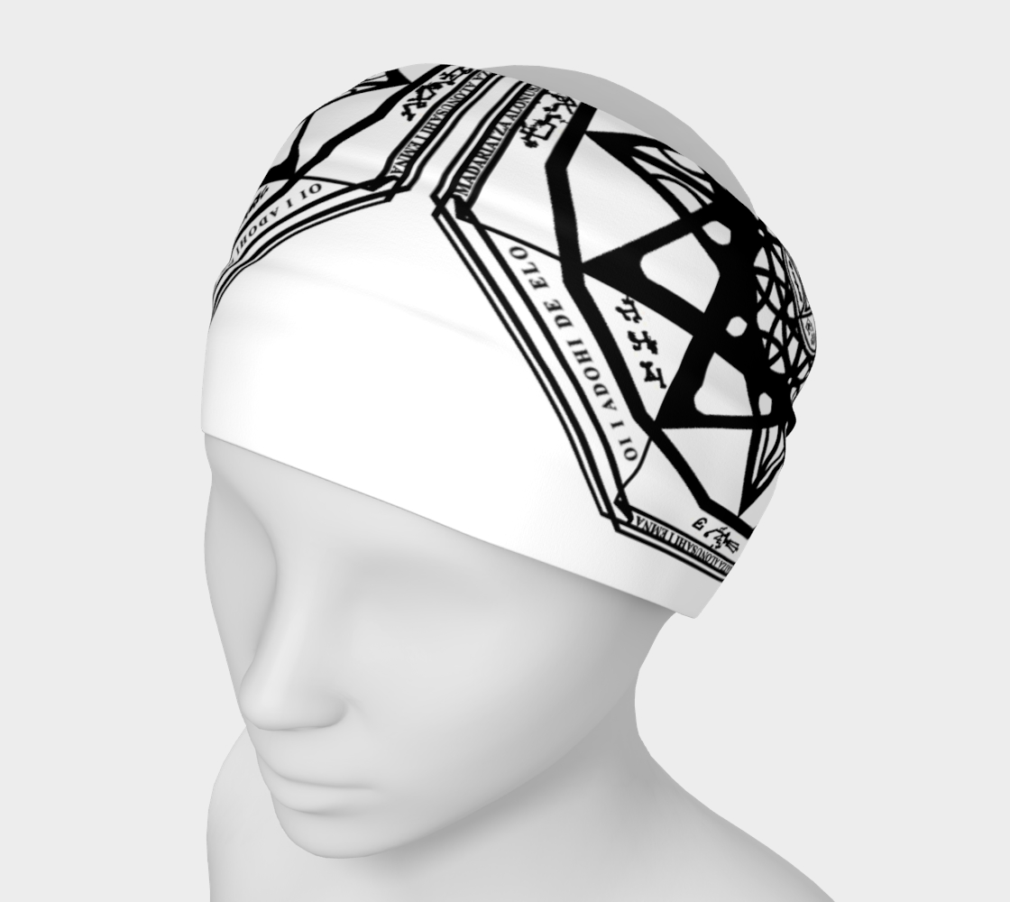 Aperçu de Protection Sigil Headband #1