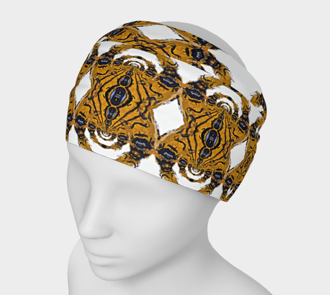 Tiger Huntress Tribal Headband preview