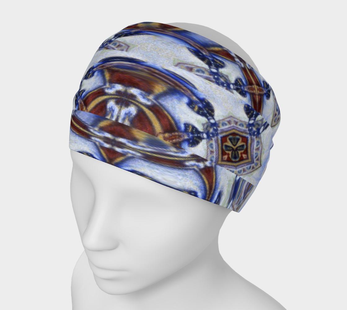2020 Devin Fine-Art Renaissance Royal Headband preview