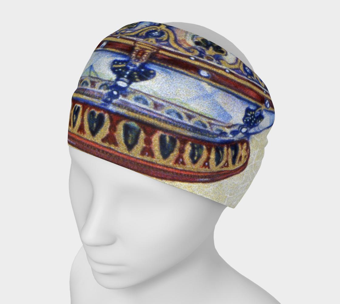 2020 Devin Fine-Art Renaissance Virtual Turban preview