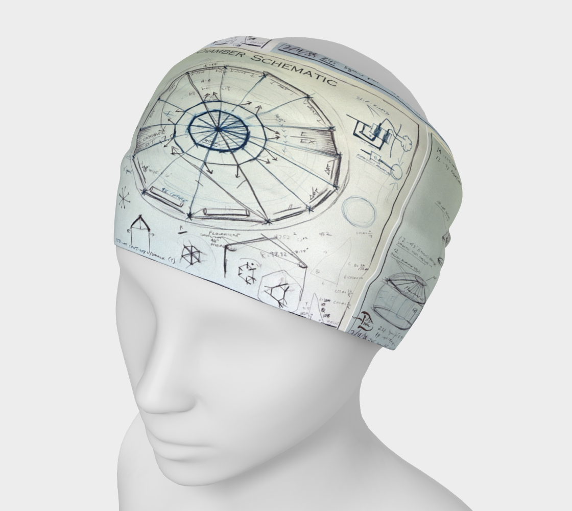 Devin Tour Chamber Schematic / Lady Architect's Headband preview