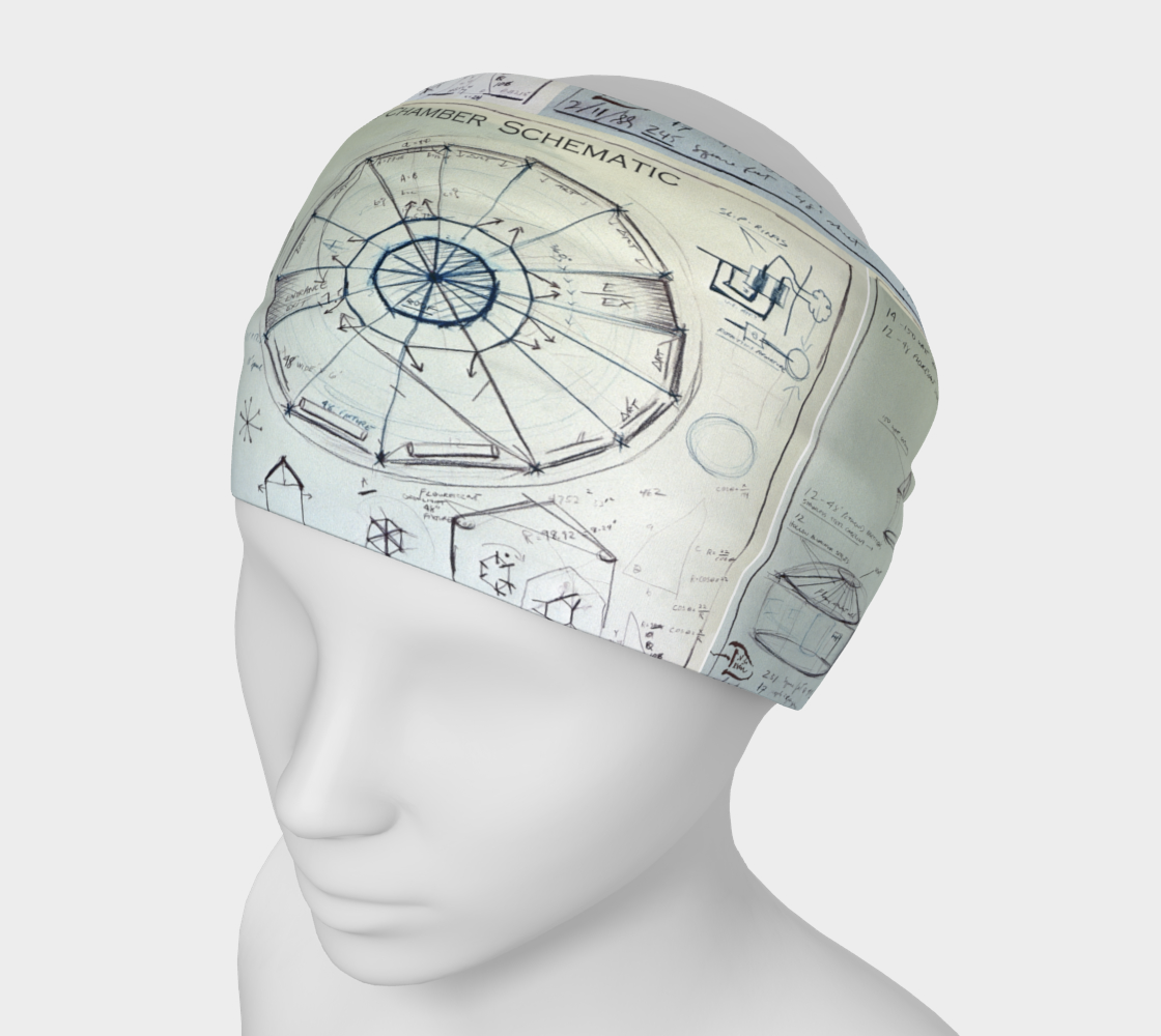 Aperçu de Devin Tour Chamber Schematic / Lady Architect's Headband lower