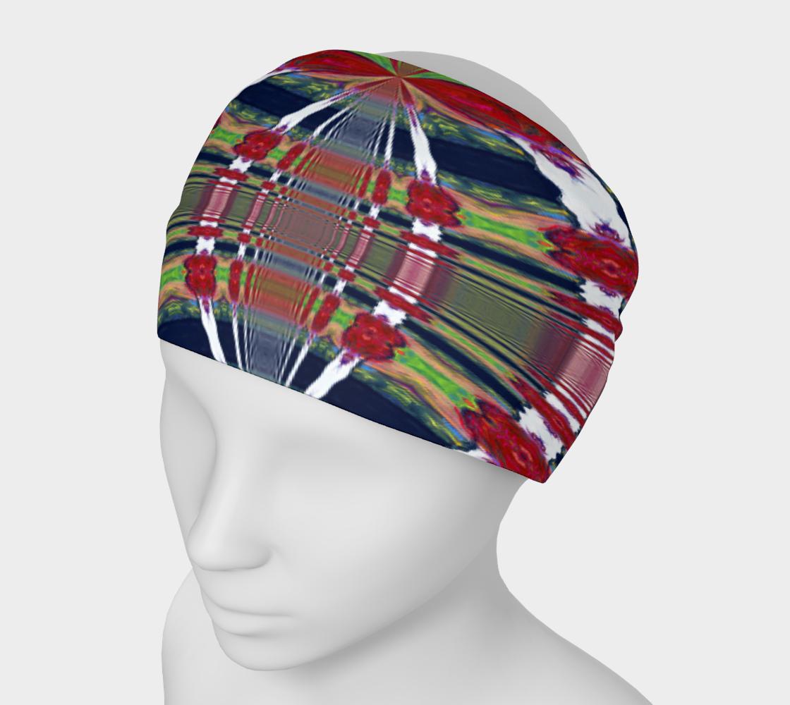 Starry Daye Turbana-Print Deluxe Headband preview