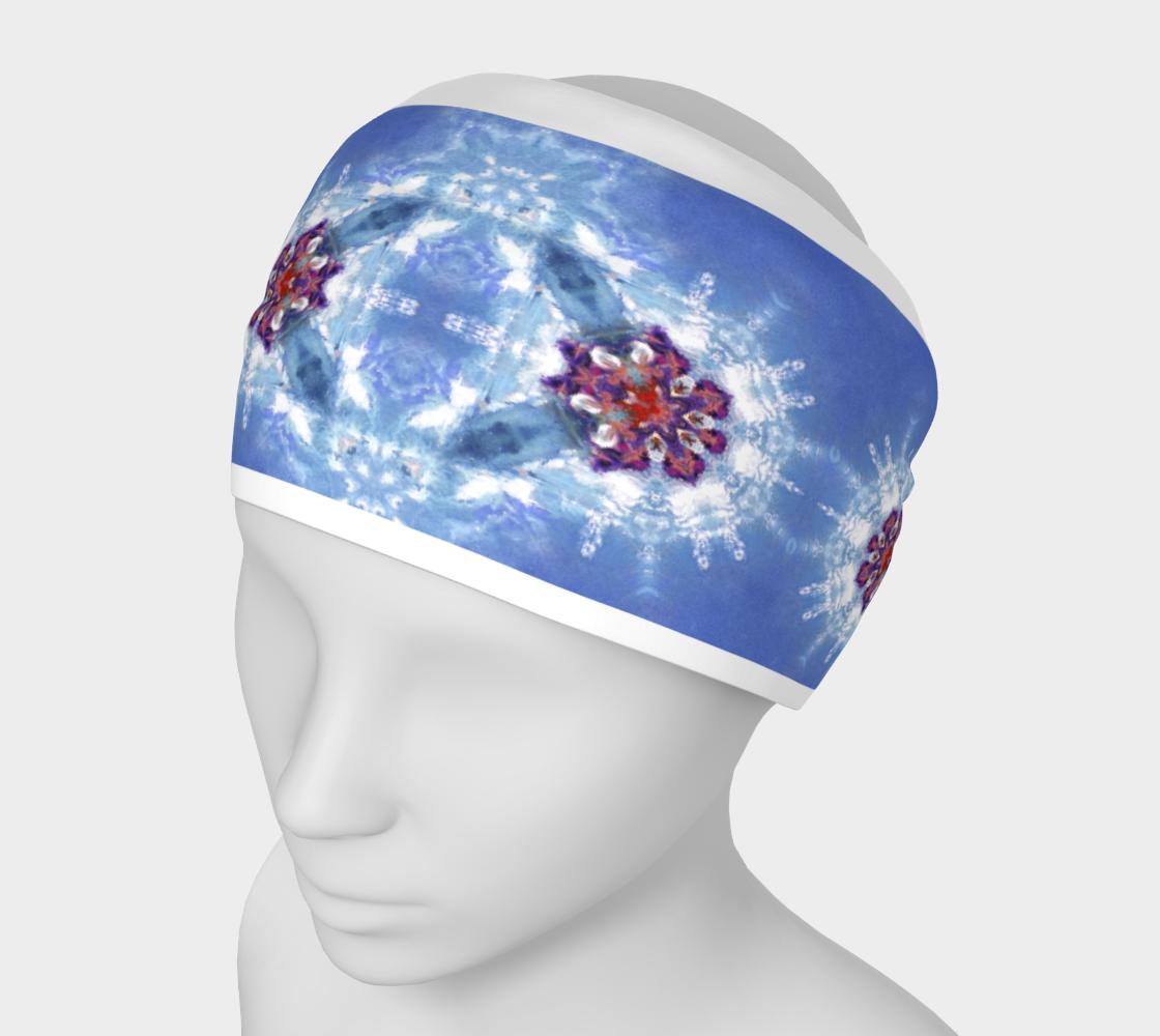 Big Sur Salt 'n Spray Matching Headband preview