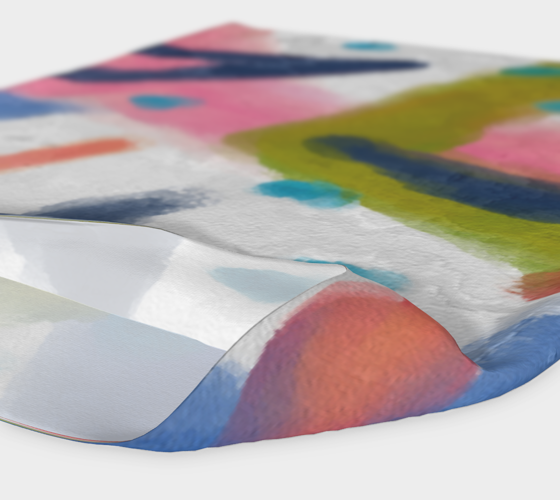 Aperçu de Funky Abstract Art Headband #4