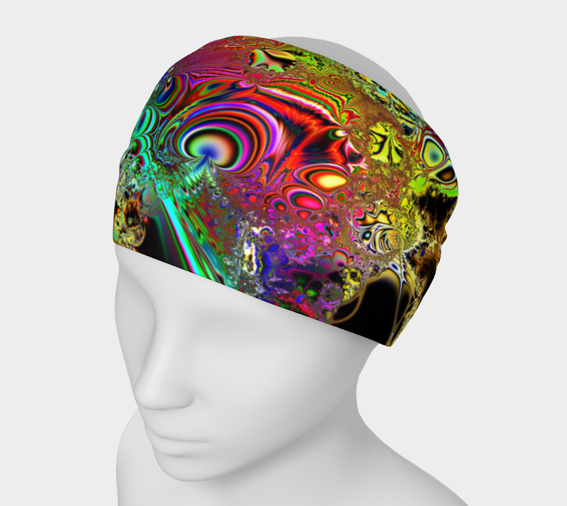 Psychedelic Color Explosion preview