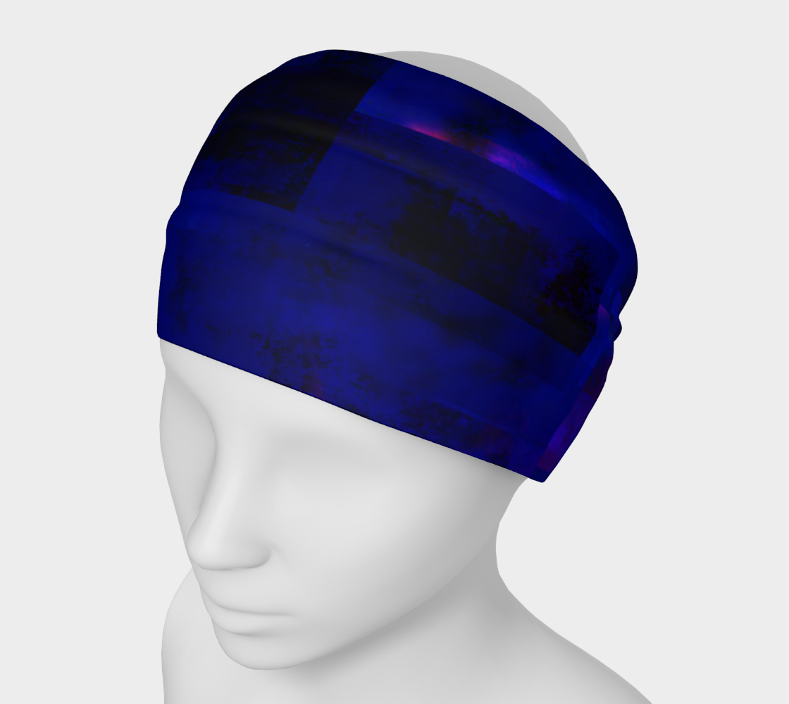 """Blue Foreshadow"" Headband preview"