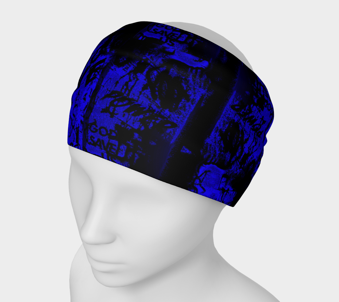 """Flesh & Consequence"" Blue Headband II preview"