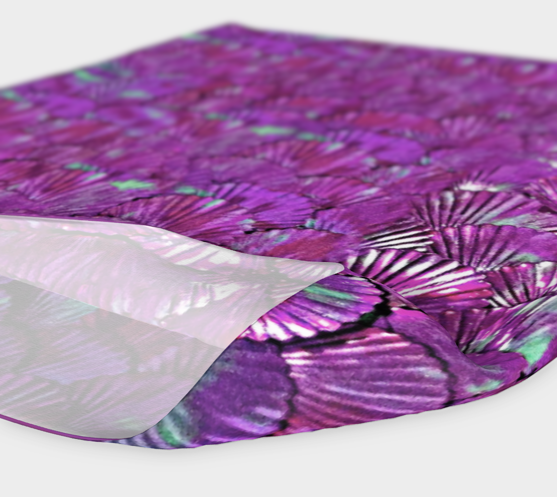 Purple Mermaid Scale Headband thumbnail #5