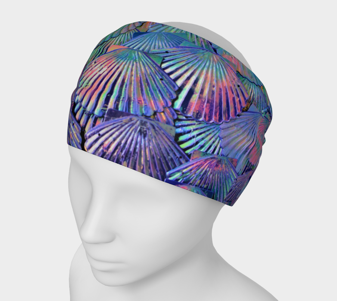 Opal Mermaid Scale Headband preview