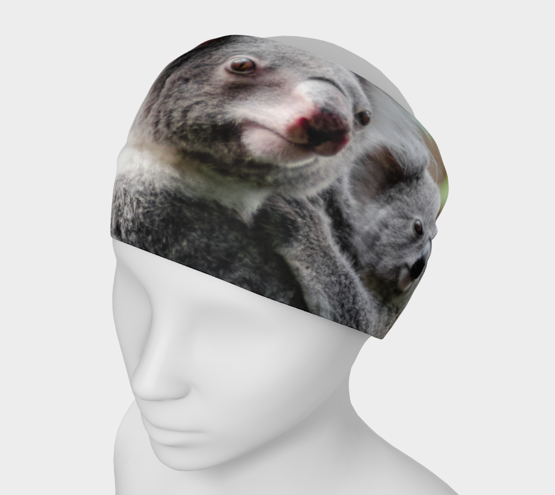 Aperçu de Koala maman bébé