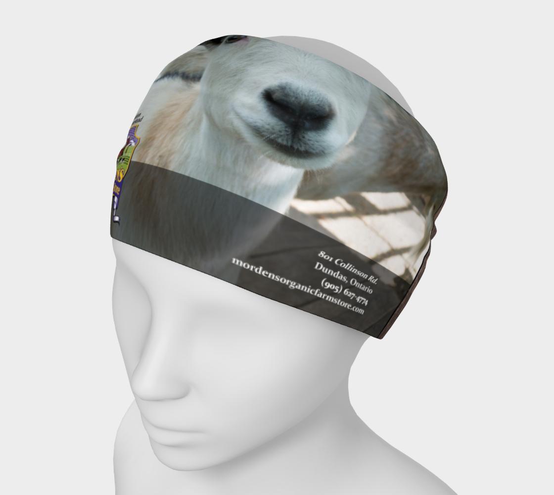 Headband Mask - Morden's Organic Farm Store preview