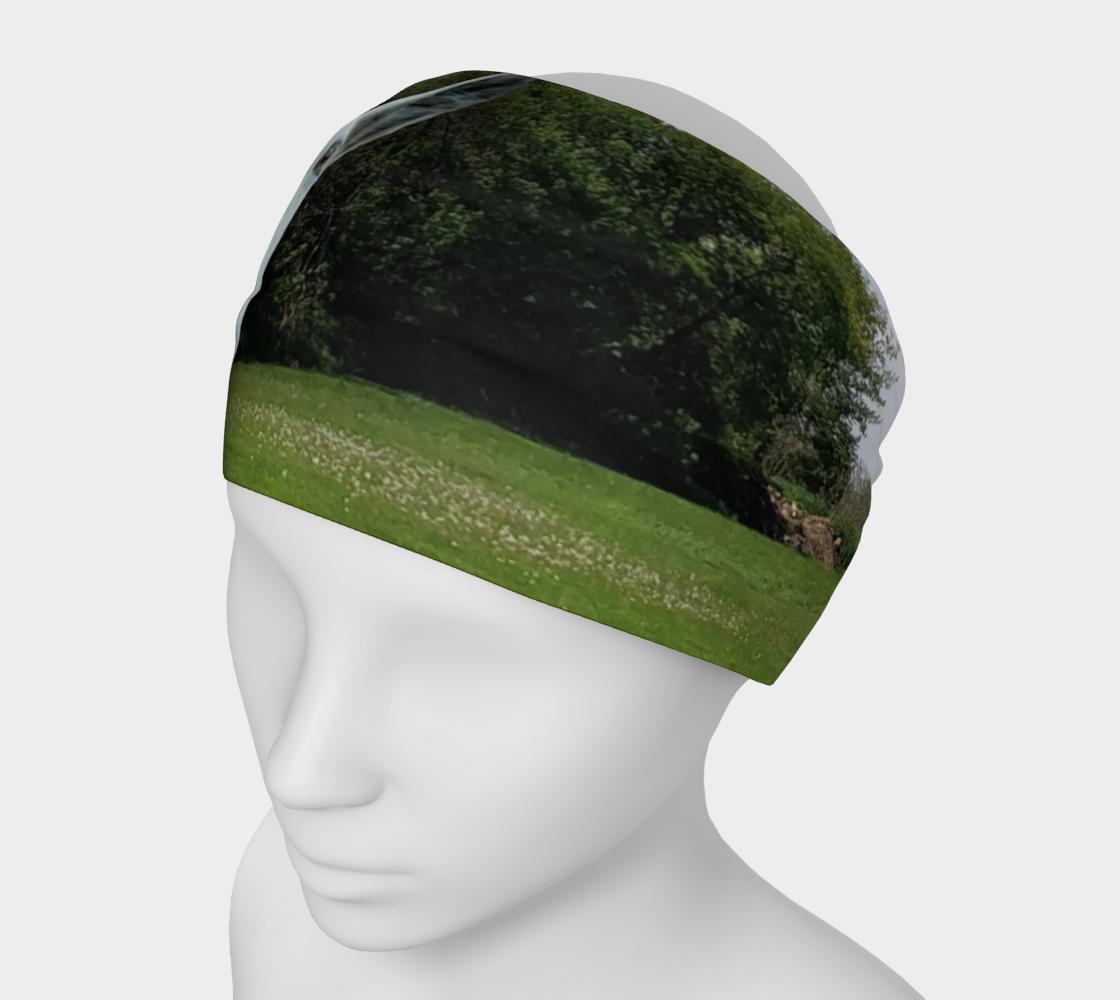 Headband Mask - Morden's Organic Farm Store 2 preview