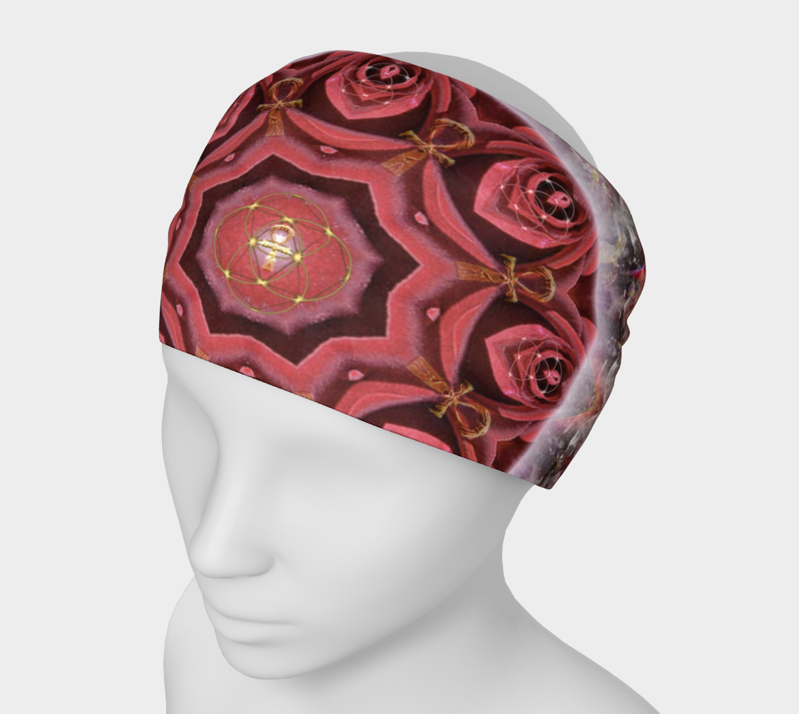 Passion Mandala 2 Headband & Face Covering preview